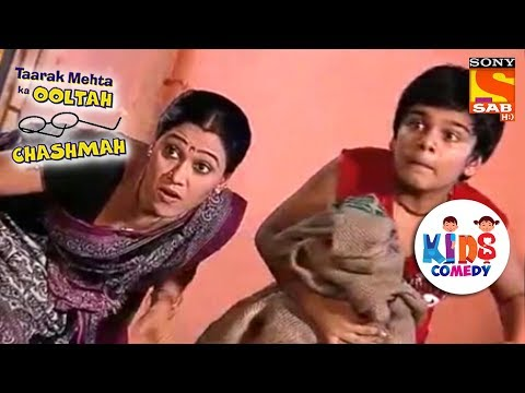 Tapu Helps In Catching Thieves | Tapu Sena Special | Taarak Mehta Ka Ooltah Chashmah
