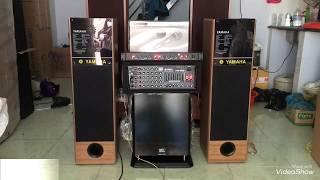 Dàn karaoke gia đình có sub giá 9.600.000₫