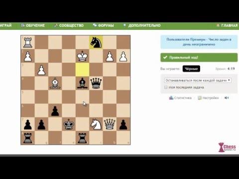Помощь в решение шахматных задач онлайн решение задачи ершова математика