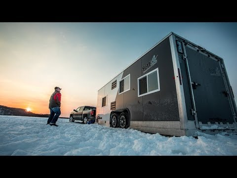 Must-Have Wheel House Accessories (Ice Fishing)