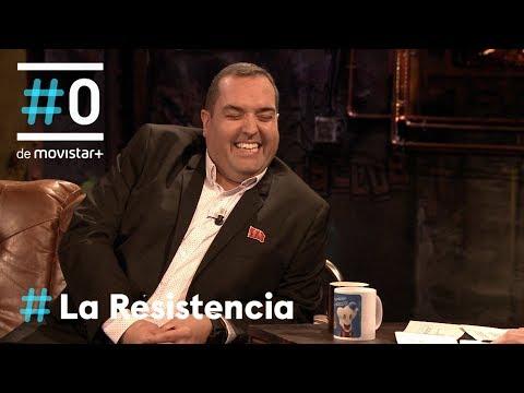 LA RESISTENCIA - Entrevista a Alejandro Cao de Benós | #LaResistencia 14.02.2018