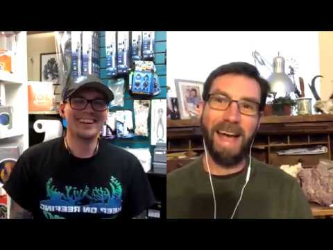 Lets talk Saltwater and planted aquarium substrate with Jud McCraken from CaribSea