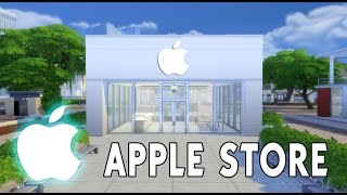 The Sims 4: Houses: Apple Store