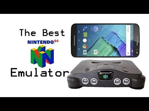 How To Download & Play Nintendo 64 Games On Android N64