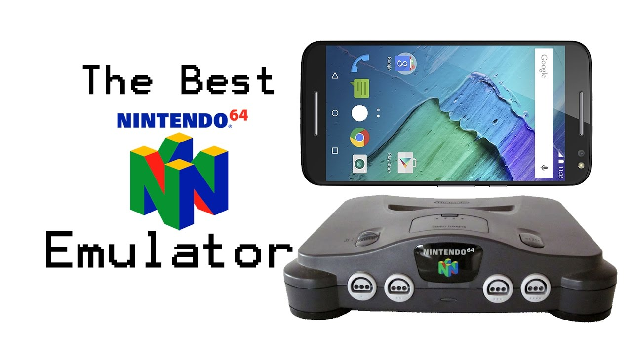 nintendo 64 emulator android games download
