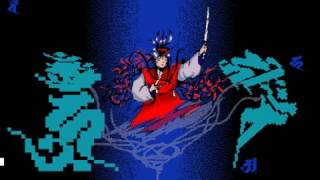 Touhou 01 東方靈異伝 ~ Highly Responsive to Prayers - Jigoku replay