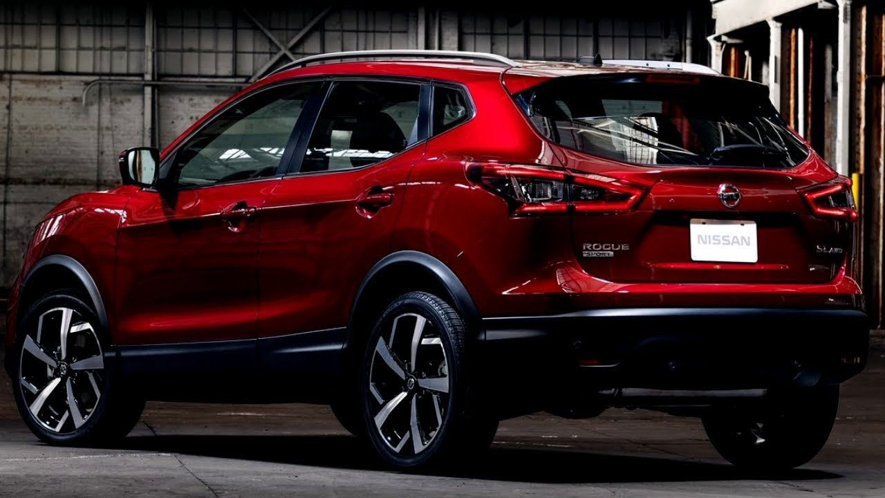 NEW 2020 NISSAN ROGUE SPORT - EXTERIOR AND INTERIOR ...