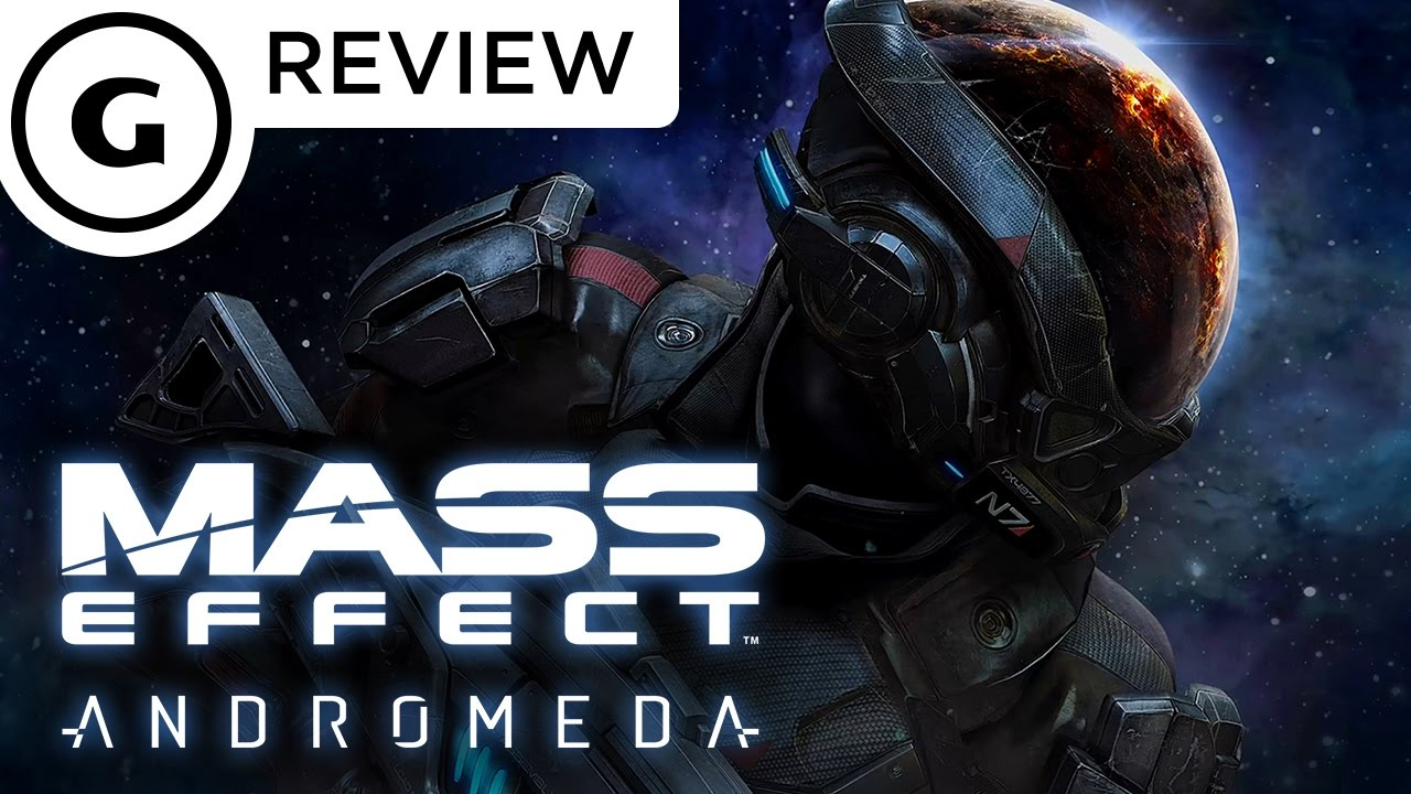 Mass Effect Andromeda Review 2020.Mass Effect Andromeda Review