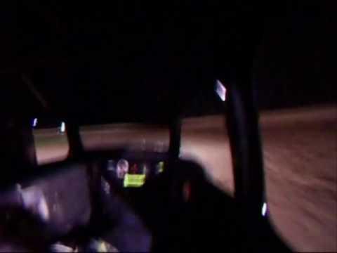 Jeff Steenbergen On Board Charter Raceway Park 5-23-09