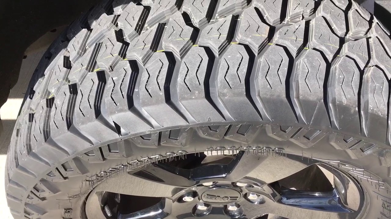 305 55r20 In Inches >> 2016 Gmc Sierra Elevation 4x4 2 Inch Level 305 55 20 Amp Tires Youtube