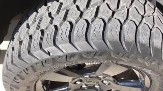 2016 GMC Sierra elevation 4x4 2 inch level 305 55 20 amp tires