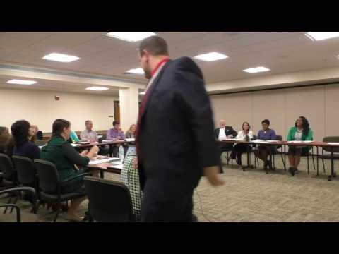 Advisory Board Meeting July 11, 2017