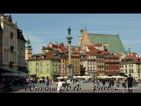 One day in Warsaw - Варшава, Warschau - September 2016 part 2