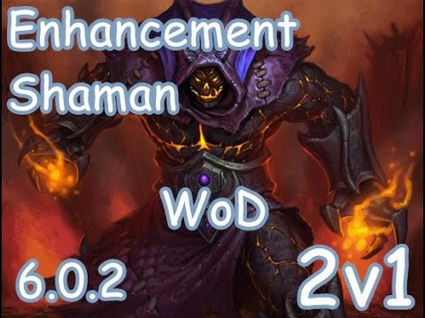 how to play enhancement shaman