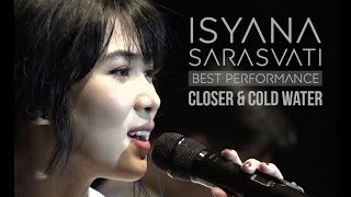 Isyana Sarasvati Best Performance - Closer & Cold Water Medley HQ