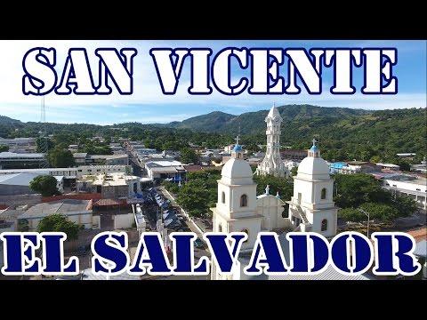 San Vicente de Austria y Lorenzana-EL-SALVADOR