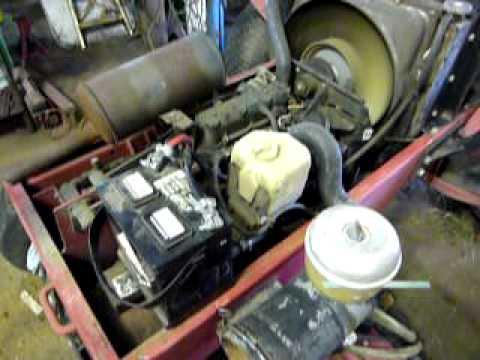 Mitsubishi L3E Engine Test By Bel-Air Turf