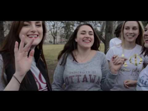 Ottawa Alpha Phi Fall Recruitment 2017
