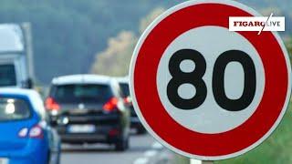 Mortalité routière stable : les 80 km/h inutiles ?