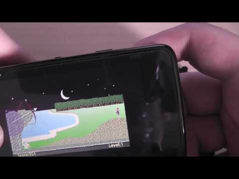 Android Eclair on N900 - Apps & Games Overview - HD