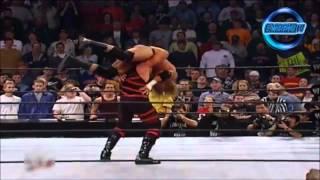 Triple H Vs Kane No Mercy Highlights