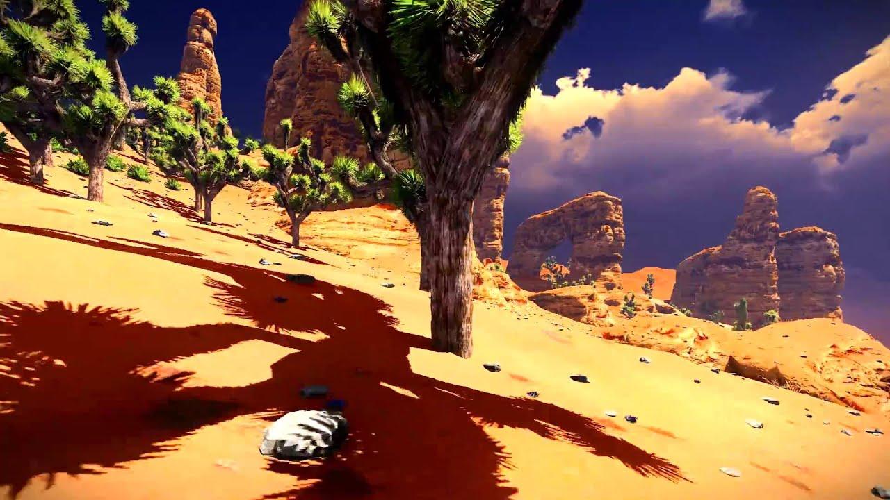 lumion 6.5 pro american desert