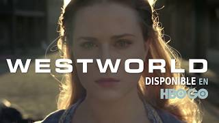 Westworld | Disponible en HBO GO | 3