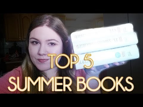 Top 5 Books Read In Summer