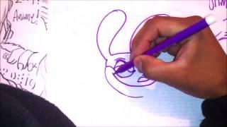 Ren und Stimpy Zeichnen Cartoon REN X db