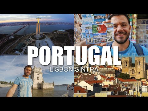 Happy Traveller in Portugal  | Lisbon & Sintra | FULL