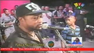 "Werrason - Cedric Effacer "" Nouveau Prodige "" // zamba zamba du 7 juin 2012"