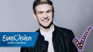 "Ari Ólafsson - ""Our Choice"" - Island 