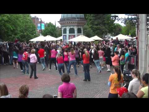 Boston Flash Mob on 5/22/2011 @ The Beehive on Tremont St
