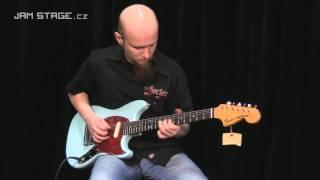 Fender Kurt Cobain Mustang.