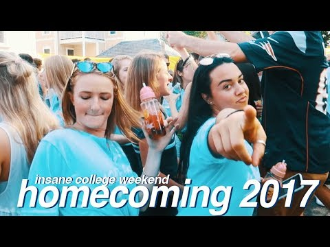 Homecoming 2017 (Tufts University) | Aaron Idelson Vlogs