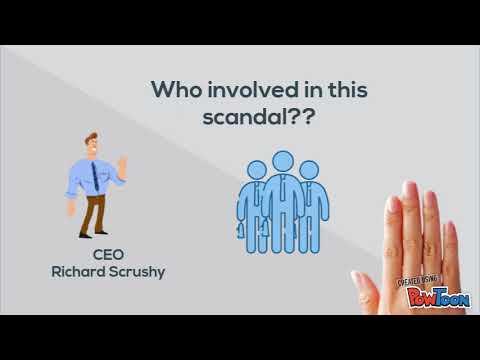 healthsouth scandal summary