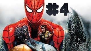 Spider-Man: Web of Shadows - Walkthrough - Part 4 (PC) [HD]