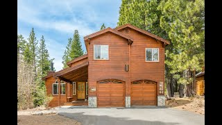11564 Kitzbuhel Road  |  Truckee, CA 96161  |   Your Tahoe Donner Dream home!
