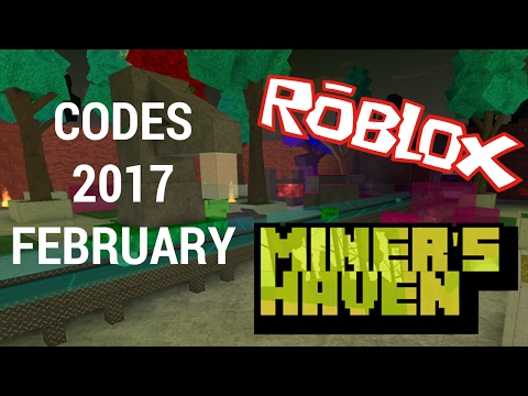 Miners Haven Resurrection ALL WORKING CODES! (JANUARY