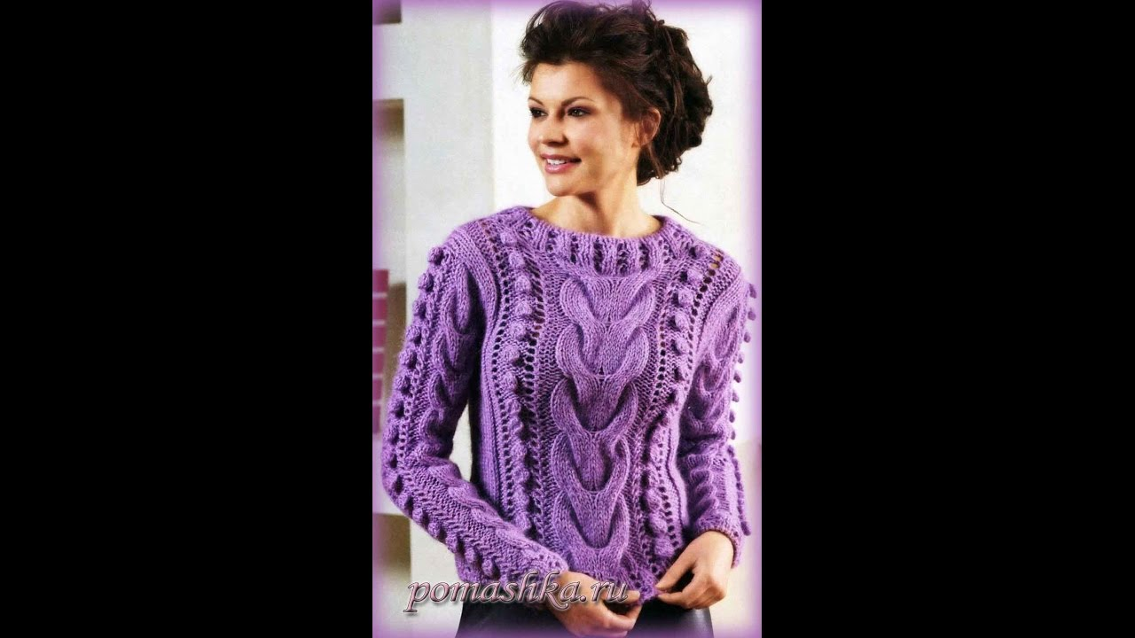 женский джемпер свитер спицами 2019 Female Cardigan Sweater