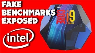 Intel Gets Exposed For Paying For Fake Benchmarks