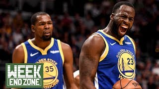 Is The Warriors Dynasty OVER After Draymond Green & Kevin Durant Drama? | WEZ