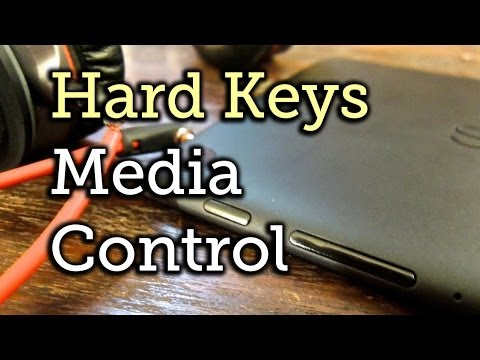 Use Your Nexus 7's Hard Keys to Control Music While the Screen's Off [How-To]