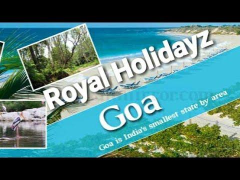 SUPER ROYAL HOLIDAY INDIA PVT LTD GOA TRIP