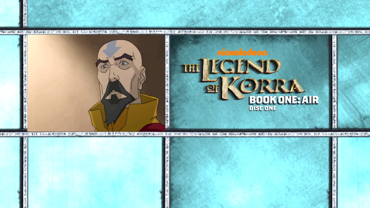 legend of korra series blu ray release date