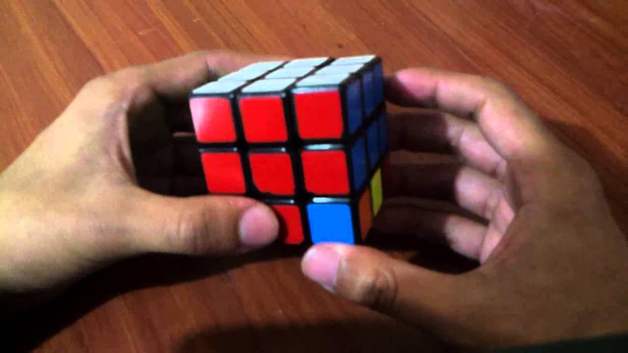 Cómo Resolver El Cubo De Rubik Segunda Capa 2 4 Youtube