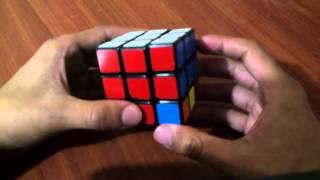 Cómo resolver el CUBO DE RUBIK! Segunda Capa (2/4)