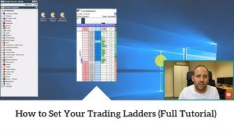 How to Set Your Geeks Toy Ladders (for Betfair)