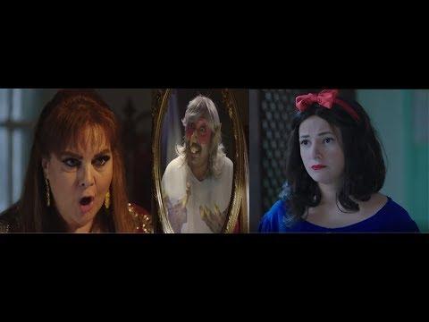 سنو وايت والاقزام السبع علي الطريقة المصرية 😍😍 من اقوي مشاهد في مسلسل اللالالاند