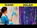 - SIANG VS MALAM  IDE DIY MENCENGANGKAN